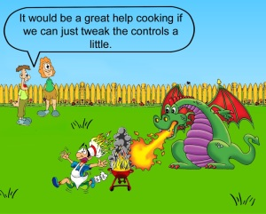 Dragon Cooker